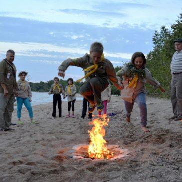 Пластовий табір УПН 2015 – українська казка, що ожила у серці Манітоби